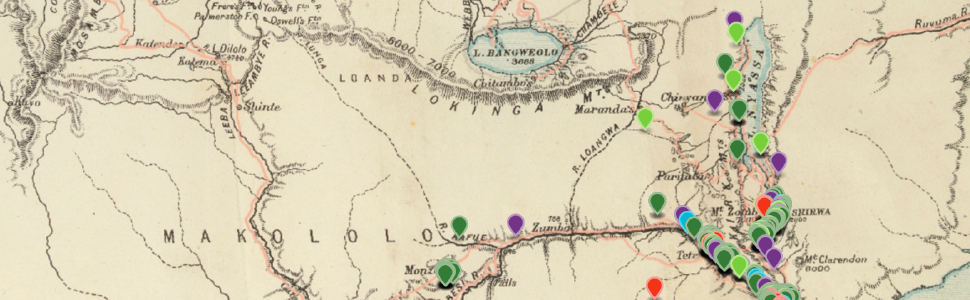 Livingstone's Zambezi Expedition